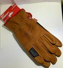 Milwaukee X-Large Goatskin Leather Gloves  48-73-0013