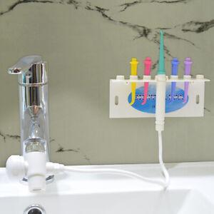 Dental Flosser SPA Oral Irrigator Faucet Water Jet Floss Tooth Cleaner