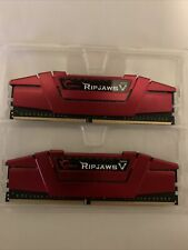 G.SKILL Ripjaws V Series 16GB (2 x 8GB) 288-Pin DDR4 SDRAM DDR4 2666 (PC4 21300)