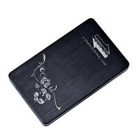 2.5 inch External HDD SSD Hard Disk Drive Enclosure Case Caddy SATA USB 3.0 2TB