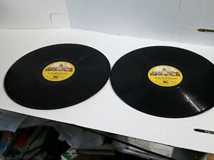 Snow White And the Seven Dwarfs 10 Inch 78 Record By 2