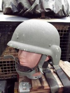 CASQUE SPECTRA ARMEE FRANCAISE OPEX SPECTRA FRENCH ARMY OPEX HELMET