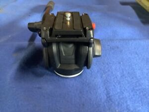 Manfrotto 701HDV Pro Video Fluid Head with Quick Release  tripod