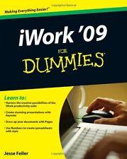 iWork 09 For Dummies by Jesse Feiler