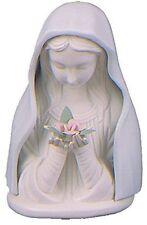 Virgin Mary Head Statue - Madonna Head Statue - Virgin Mary Figurine