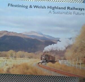 Ffestiniog & Welsh Highland Railways, 2011