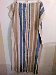 used bath towel