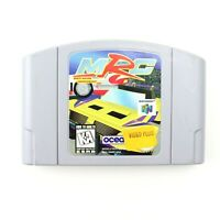 MRC Multi Racing Championship Nintendo 64 N64  Video Game Cartridge Tested