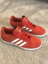 red adidas Busenitz Size 5