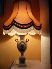 LAMPE EN PORCELAINE EN PORCELAINE DE PARIS