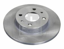 FEBI 10619 BRAKE DISC Front,Rear