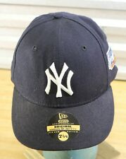 New Era MLB New York Yankees 5950 Fitted Hat 2000 World Series Side Patch Cap