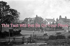 ST 35 - The Hollows, Chesterton, Staffordshire - 6x4 Photo