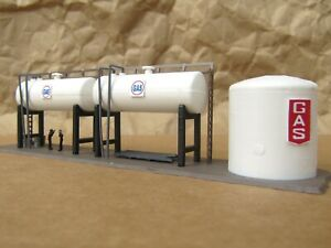 NEWLY-BUILT ~ FUEL TANKS ~ RETIRED by WALTHERS ~ Mayhayred Trains N Scale Lot