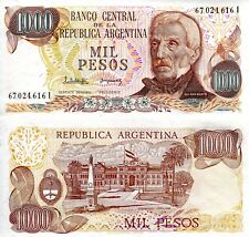 ARGENTINA 1000 Pesos Banknote World Paper Money UNC Currency Pick p304d Bill