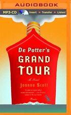 De Potter's Grand Tour : A Novel by Joanna Scott (2015, MP3 CD, Unabridged)