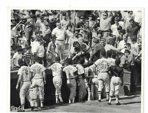 Palmer Shopay Blair Cuellar Baltimore Orioles 1970's 8x10 Press Photo RH
