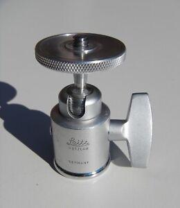 Vintage Leica Leitz Wetzlar FOOMI Tripod Ball Head