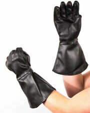 Mens Adult Star Wars Deluxe Darth Vader Gloves Gauntlets Costume Accessory
