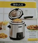 Bella - 0.9L Deep Fryer - Stainless Steel BRAND NEW FREE FAST SHIPPING photo
