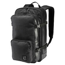 Reebok LES MILLS Backpack Unisex Black Training Laptop Friendly Ventilated