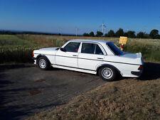 Mercedes Benz 300D W123 Limousine - Klassiker Oldtimer 178000 TÜV Neu