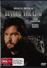 BEYOND THE LAW - CHARLIE SHEEN - NEW & SEALED DVD - FREE LOCAL POST