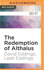 The Redemption of Althalus by David Eddings and Leah Eddings (2016, MP3 CD,...