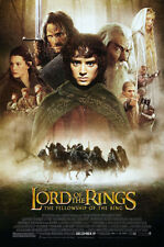 Posters Usa - Lord of the Rings Fellowship Movie Poster Glossy Finish - Prm042