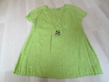 Boden Linen Tunic, Kaftan Casual Tops & Shirts for Women