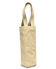 Liberty Bags Single Bottle Wine Tote LB1725