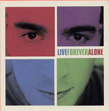 LIVE Forever Alone RARE Limited Live Import CD NEW Sealed ORIGINAL! 1998