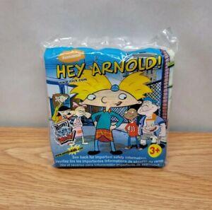 2003 NICKELODEON HEY ARNOLD - Urban Games - Board Game -  WENDY'S KIDS MEAL NIP