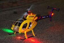 Hughes 500 RTF vuelo listo + RC helicóptero + Graupner mz-24 Pro + autopilot