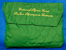 1996 ATLANTA OLYMPIC GAMES OPENING CEREMONY QUILTED BAG