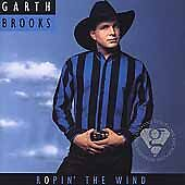 GARTH BROOKS title ROPIN THE WIND /shameless THE RIVER rodeo NEW CASSETTE TAPE