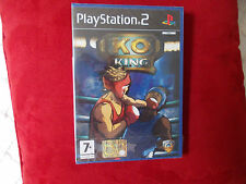 KO KING  PLAYSTATION 2   NUOVO