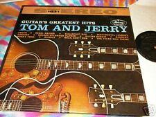 TOM & JERRY - SIMON & GARFUNKEL -GUITAR'S HITS LP- K@@L