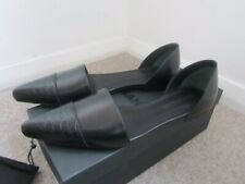 New Jil Sander Pointy Toe Delhi Flat Shoes - RRP $790, Sz 36.5