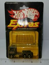 VINTAGE 1982 HOT WHEELS EXTRAS FORD STAKE BED TRUCK NO. 4018