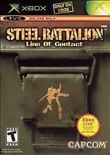 Steel Battalion: Line of Contact (Microsoft Xbox, 2004)