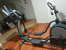Life Fitness Elliptical x3 - Excellent condition, As new (hardly used)