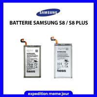 BATTERIE POUR SAMSUNG S8 / S8 PLUS INTERNE NEUVE ORIGINAL + OUTILS