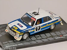 RALLY IXO DIECAST 1/43 Peugeot 504 Nicolas- Lefebvre 1976 RAL091