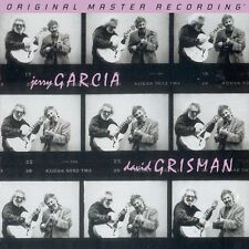 Jerry Garcia & David Grisman-same + + Hybrid SACD + + MFSL Mofi udsacd + + Nuovo + + OVP