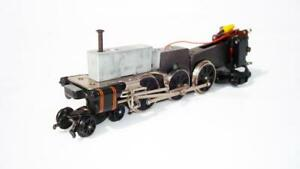 HORNBY DUBLO 2RAIL 223? B.R.GREEN 4-6-2 WEST COUNTRY CHASSIS NR MINT SERVICED