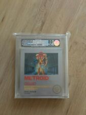 Metroid Nintendo NES 80 Silber VGA