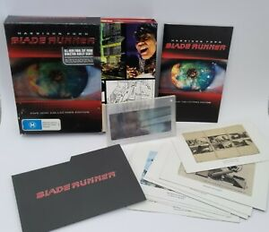 Blade Runner 5 Disc Collectors Edition DVD | BOXSET | Region 4 | FORD - SCOTT
