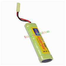 9.6V NiMH 2800mAh Battery Pack For RC Tank Car Airsoft