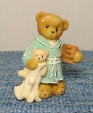 Cherished Teddies 506818 Love Is The Beary-Best Bedtime Story Jude